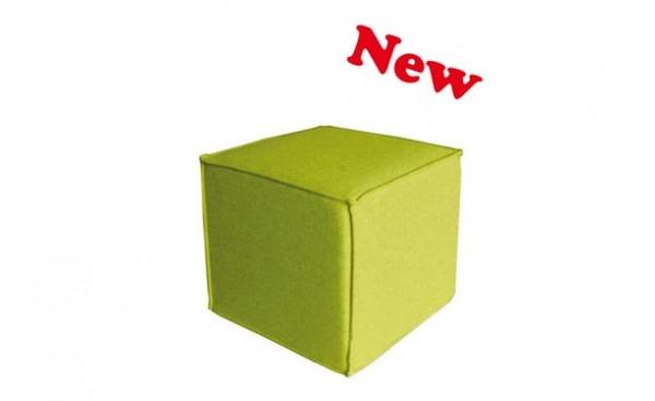 location pouf rio ex city vert anis et poufs phiapa line. Black Bedroom Furniture Sets. Home Design Ideas