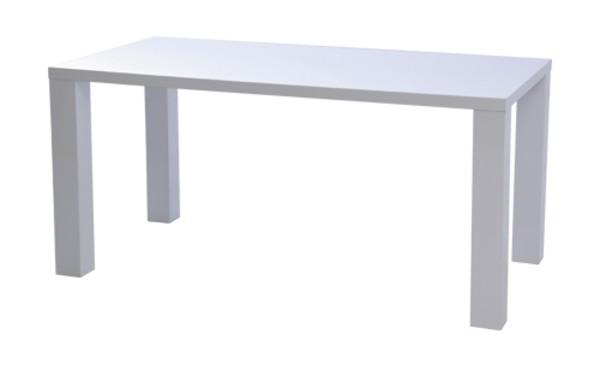 Location table gloss blanc et bureaux phiapa line for Table 52 location