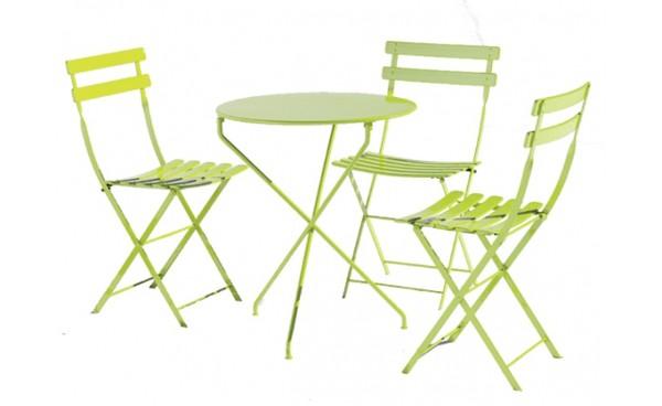 Mobilier De Jardin Vert Anis – Qaland.com