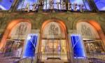 decor pour soiree comedie musicale 42nd street - caissons lumineux led infini - artevent fabrication décor événementiel, signalé