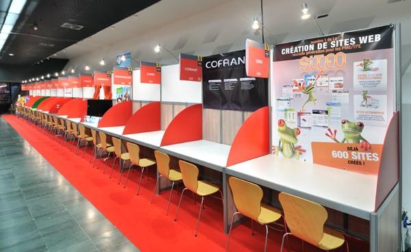 Salon micro entreprises 2009 signal tique art event group - Salon des micro entreprise ...