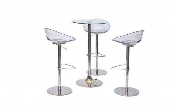 location tabouret gliss cristal et tabourets phiapa line. Black Bedroom Furniture Sets. Home Design Ideas