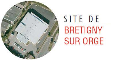 Site Brétigny-sur-Orge
