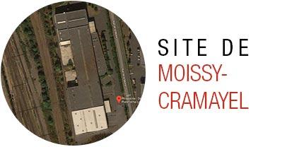 Site Moissy-Cramayel