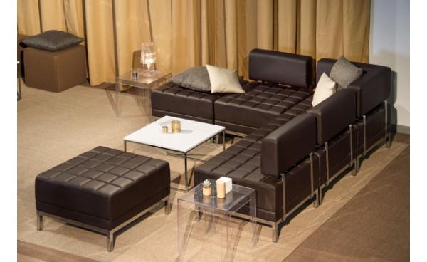 location ensemble maleo chocolat table basse tonga et. Black Bedroom Furniture Sets. Home Design Ideas
