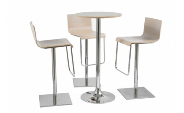 location ensemble tabourets zen ch ne blanchi mange debout kuadra ch ne blanchi et haut. Black Bedroom Furniture Sets. Home Design Ideas
