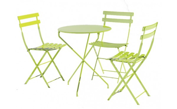 Location Ensemble BERLINGOT - Vert anis et Mobilier de jardin ...