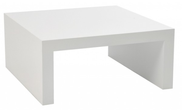 Location table basse rione 100x100 blanc et tables for Table basse 100x100