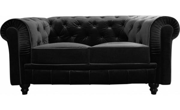 44d3e8631d15bb CHESTERFIELD canape 2 places en velours - Phiapaline location mobilier et  accessoires salons et evenements ...
