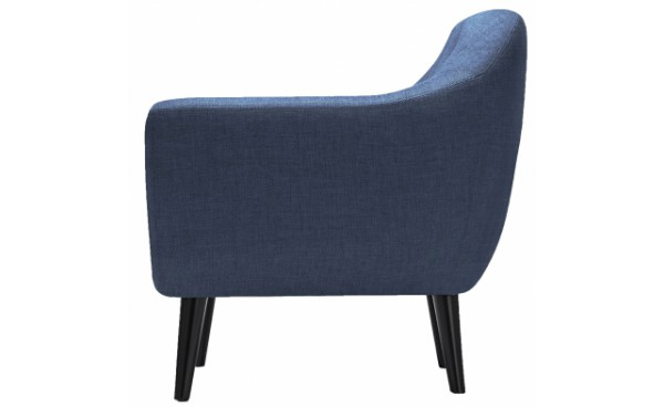 location fauteuil scandinave bleu et fauteuils phiapa line. Black Bedroom Furniture Sets. Home Design Ideas