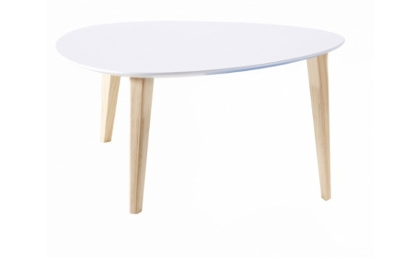 Location table basse fan blanc et tables basses for Table th scope
