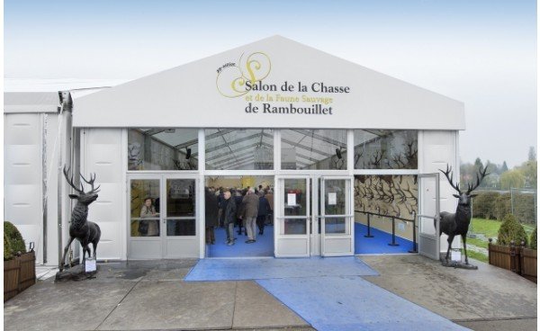Salon de la chasse 2016 installation g n rale art for Salon de la photo 2016