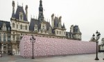 Pavillon Furoshiki Paris - Construction Art-Event