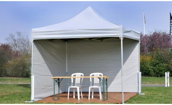 location tente pliable 3 3 et tentes pliables 3x3 m art event. Black Bedroom Furniture Sets. Home Design Ideas