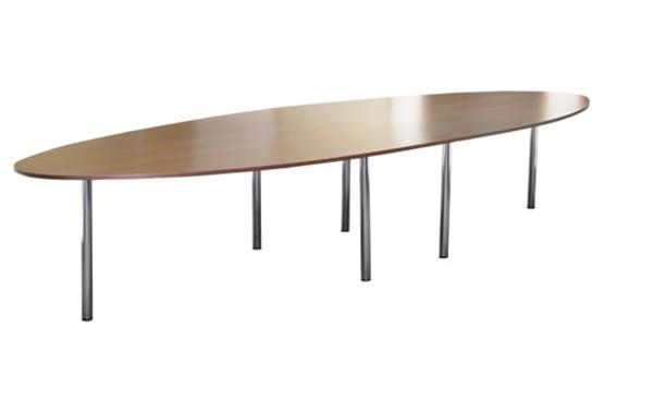 Location table de r union alba 12 personnes et tables de - Table de reunion design ...
