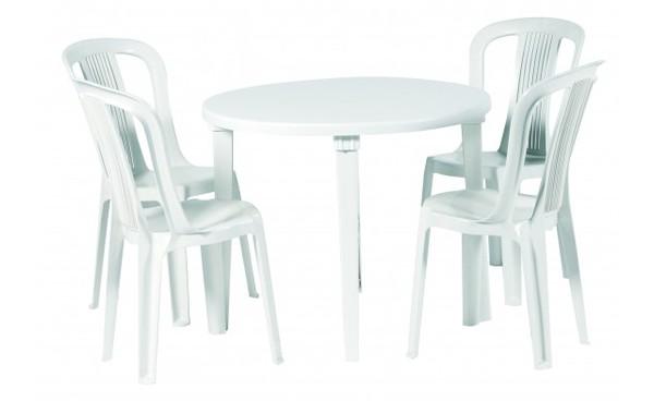 location chaise square et mobilier de jardin phiapa line. Black Bedroom Furniture Sets. Home Design Ideas