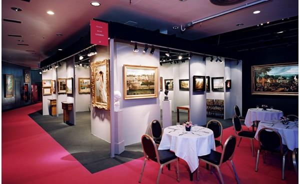 Salon prestige des antiquaires salon art event for Salon des antiquaires